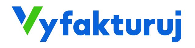 Logo Vyfakturuj.cz
